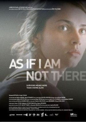 As If I Am Not There - Irish film poster