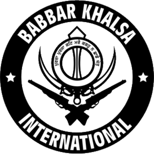 Babbar Khalsa - Image: Babbar Khalsa International logo variation