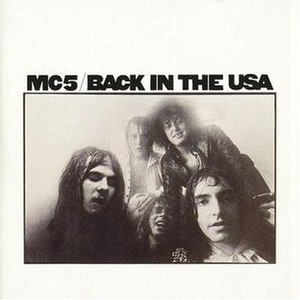 Back in the USA (album) - Image: Back in the USA