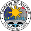 Official seal of Bacoor City