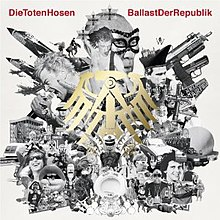 Cover Ballast der Republik