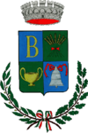 Coat of arms of Baradili
