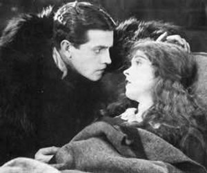 Richard Barthelmess - With Lillian Gish in Way Down East (1920)