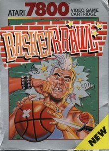 Basketbrawl cover art (Atari 7800).jpg