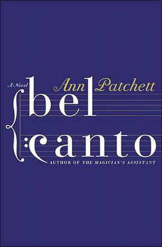 Bel Canto (novel) - Cover of the first edition (2001)