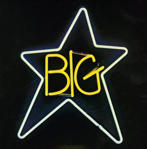 Number 1 Record - Image: Big Star 1 Record