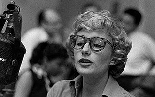 Blossom Dearie American jazz singer and pianist