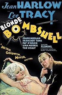 <i>Bombshell</i> (1933 film) 1933 film