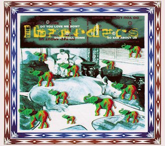 Safari (EP) - Image: Breeders Safari (ep)