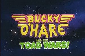 Bucky O'Hare and the Toad Wars - Image: Bucky O'Hare logo