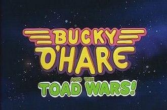 Bucky O'Hare and the Toad Wars - Image: Bucky O'Hare logo