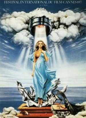 1977 Cannes Film Festival - Image: CFF77poster
