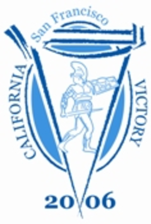 California Victory - Image: California victory logo