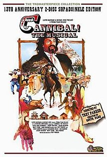 Cannibal the musical 13th anniversary dvd.jpg