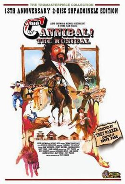 Picture of a movie: Cannibal! The Musical