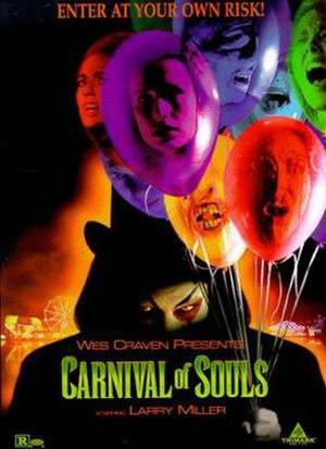 Carnival of Souls (1998 film) - Film poster