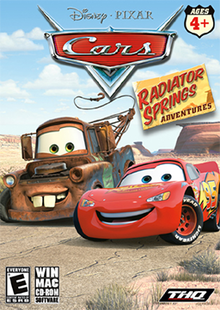 Cars Radiator Springs Adventures Wikipedia
