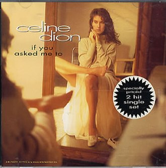If You Asked Me To - Image: Celine Dion If You Asked Me To