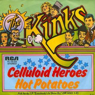 Celluloid Heroes - Image: Celluloid Heroes cover