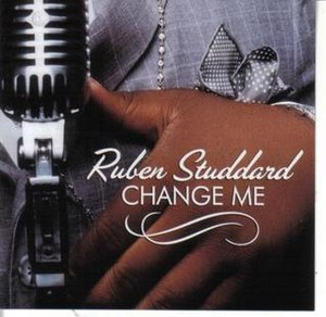 Change Me (Ruben Studdard song) - Image: Changeme ruben