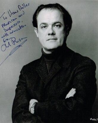 Charles Rosen - Image: Charles Rosen, 1973 touring Southern Africa