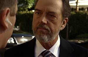 Charles Logan (24 character) - Logan convinces Jack Bauer to let him talk to Anatoly Markov alone.