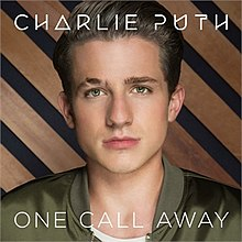Charlie Puth — One Call Away (studio acapella)