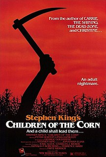 <i>Children of the Corn</i> (1984 film) 1984 supernatural horror film directed by Fritz Kiersch