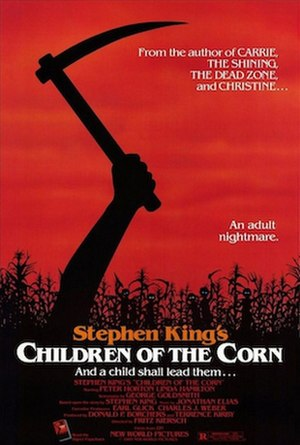 Children of the Corn (1984 film) - Original 1984 theatrical poster
