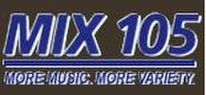 CJMX-FM - Image: Cjmxmix 105sudbury