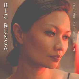 Close Your Eyes (Bic Runga album) - Image: Close Your Eyes by Bic Runga