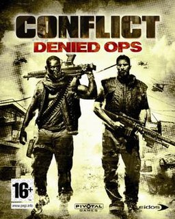 Conflict: Denied Ops   PC