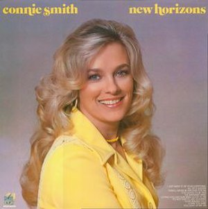New Horizons (Connie Smith album) - Image: Connie Smith New Horizons