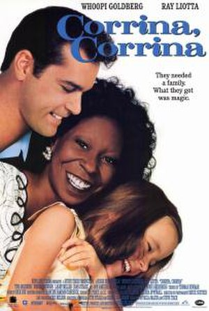 Corrina, Corrina (film) - Theatrical release poster