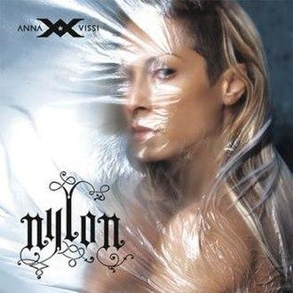 Nylon (album) - Image: Cover Nylon Vissi