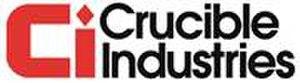 Crucible Industries - Image: Crucible Industries LLC logo