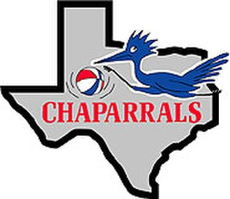 Dallas Chaparrals - Image: Dallas Chaparrals team logo
