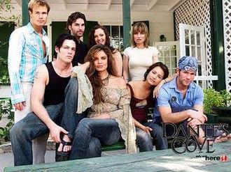 Dante's Cove - Cast of Season 1