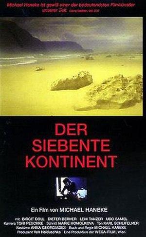 The Seventh Continent (1989 film) - Image: Dersiebentekontinent