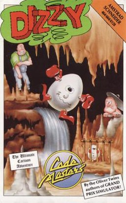 Dizzy - The Ultimate Cartoon Adventure