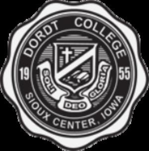 Dordt College - Image: Dordt College Seal