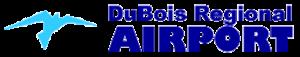 DuBois Regional Airport - Image: Du Bois Regional Airport (logo)