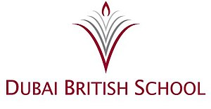 Dubai British School - Image: Dubai British School Official Logo