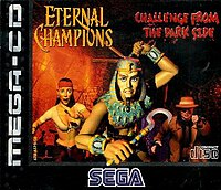 Picture of a game: Eternal Champions 2