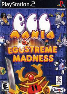 <i>Egg Mania: Eggstreme Madness</i>