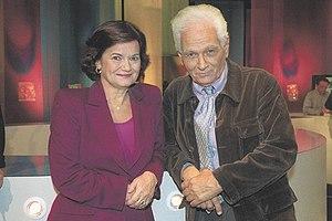 Elisabeth Roudinesco - Jacques Derrida