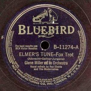 Elmer's Tune - Image: Elmer's Tune Glenn Miller 11274