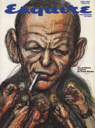 Frank Sinatra Has a Cold - The cover to Gay Talese's profile