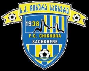 FC Chikhura Sachkhere - Image: FC Chikhura Sachkhere