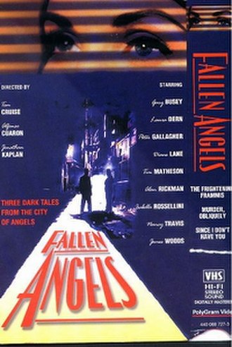 Fallen Angels (TV series) - Video Cover